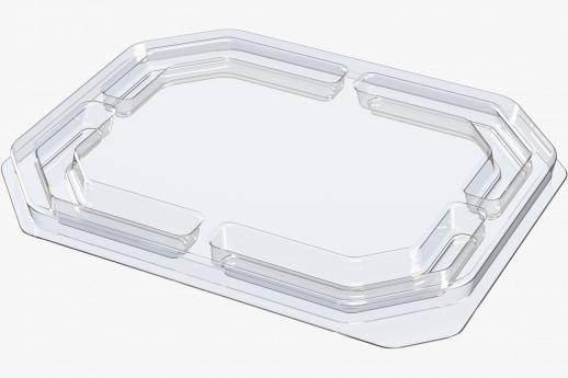 Food to go lid