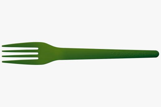 Plantware Fork Green 170mm