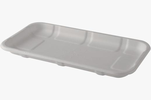 Sugarcane Meat/Produce Trays 215x120x15mm