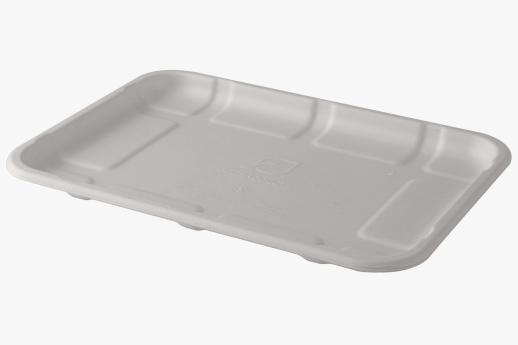 Sugarcane Meat/Produce Trays 215x150x15mm