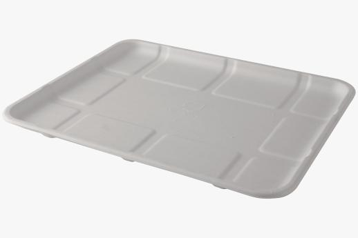 Sugarcane Meat/Produce Trays 265x215x15mm