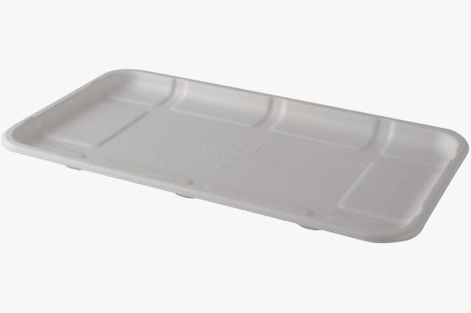Sugarcane Meat/Produce Trays 280x150x15mm