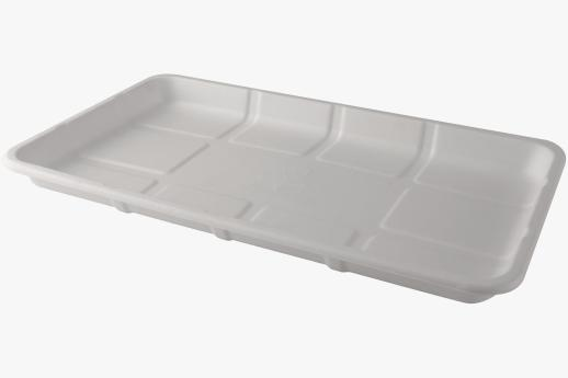 Sugarcane Meat/Produce Trays 375x210x25mm