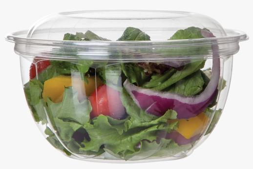 Salad Bowl w/ Lid 530ml (18oz)