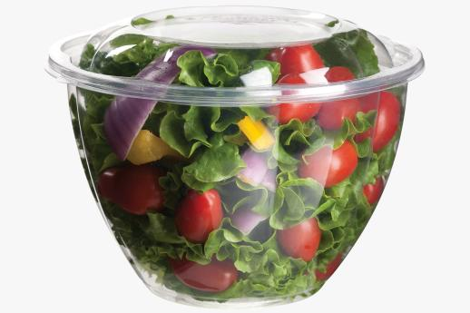 Salad Bowl w/ Lid 1420ml (48oz)