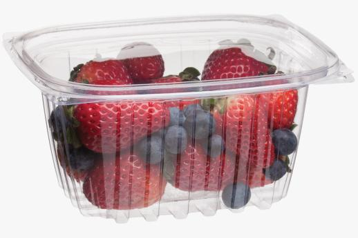 Rectangular Deli Container 470ml (16oz)