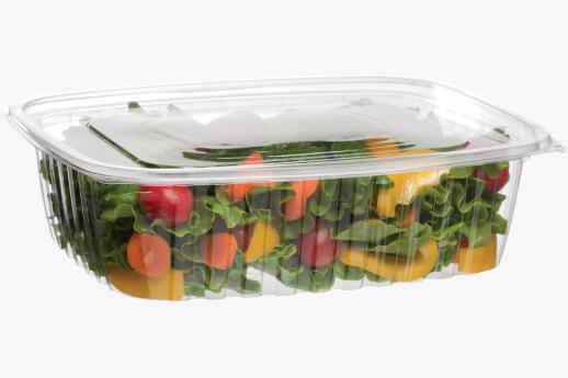 Rectangular Deli Container 1420ml (48oz)