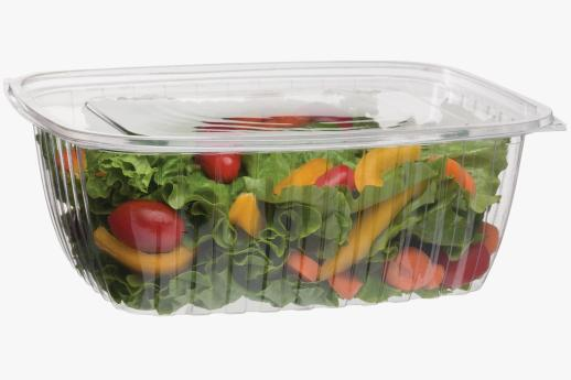 Rectangular Deli Container 1890ml (64oz)