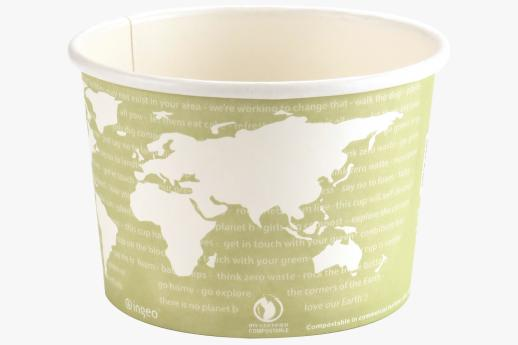 World Art Food Container 470ml (16oz)