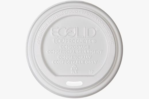 EcoLid Hot Cup Lid fits 235ml (8oz)