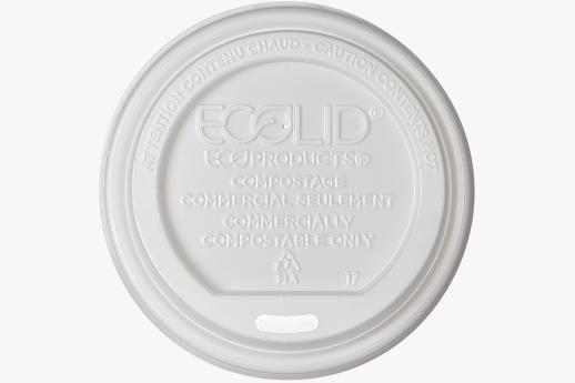 EcoLid Hot Cup Lid fits 295-590ml (10-20oz)